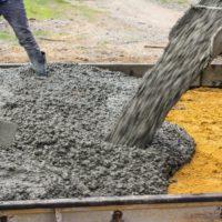 Тощий бетон и его применение