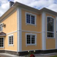 Отделка дома и территории декоративными элементами