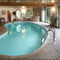 Особенности обустройства бассейна в доме