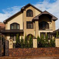 Особенности фасадной отделки
