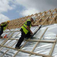 Методы утепления крыши
