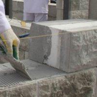 Особенности кладки стен из теплоблоков