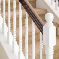 Декоративное оформление лестниц
