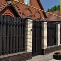 Заборы для частного дома и не только